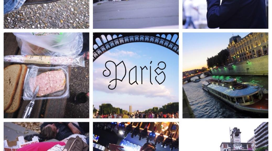 Sinnemanie in Paris